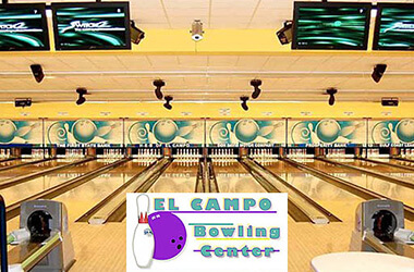 El Campo Bowling Center